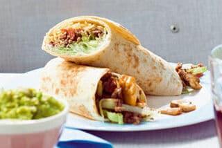 Mexicaanse tortilla's