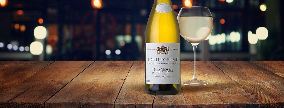 Pouilly fumé wijn