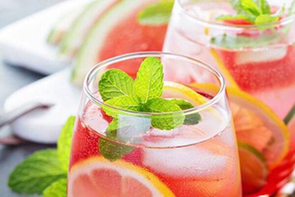 Frozen Watermeloen Mojito
