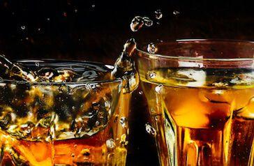 Kijken naar whisky