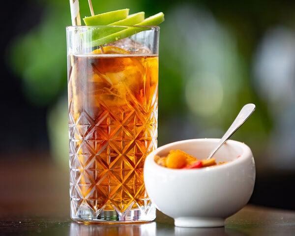 2. St. Patrick's Ice Tea