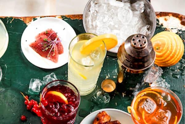 Cocktail hapjes