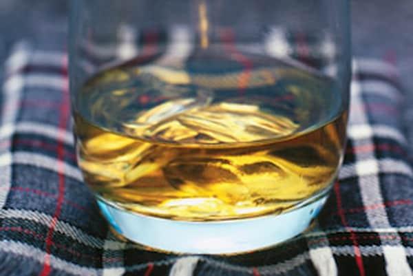 Blended Schotse Whisky