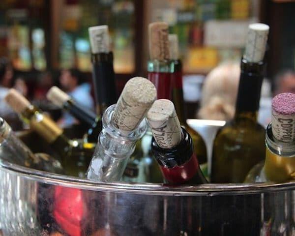 Wat doe je met overgebleven wijn?