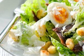 Crispy Caesar Salade