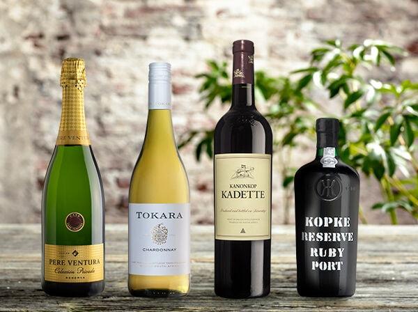 Vegan wijn