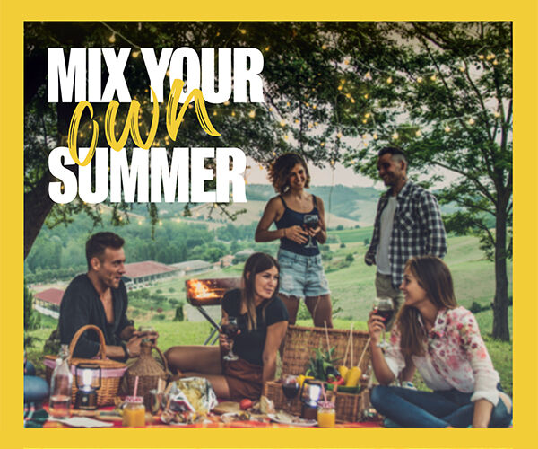 Mix your own summer!