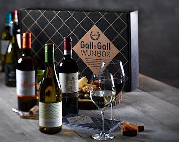 Smaakprofielen wijnbox