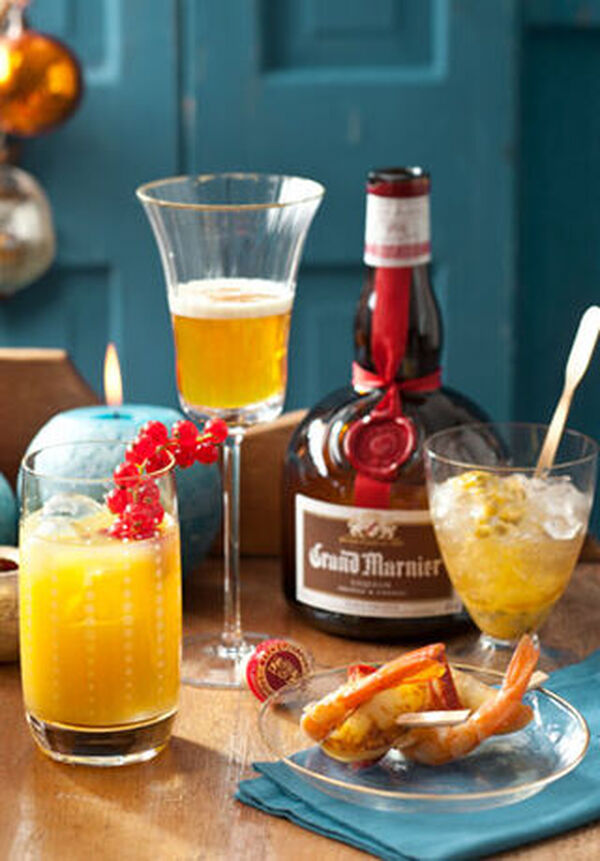 Mixen met Grand Marnier